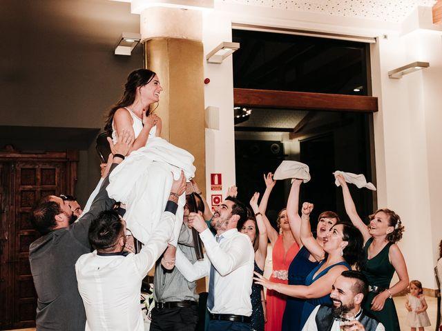 La boda de Marcos y Isabel en Granada, Granada 25