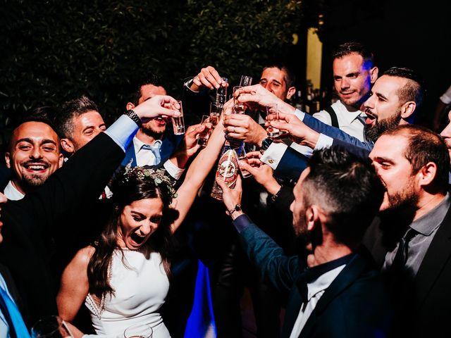 La boda de Marcos y Isabel en Granada, Granada 27