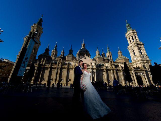 La boda de Pablo y Vanesa en Zaragoza, Zaragoza 16