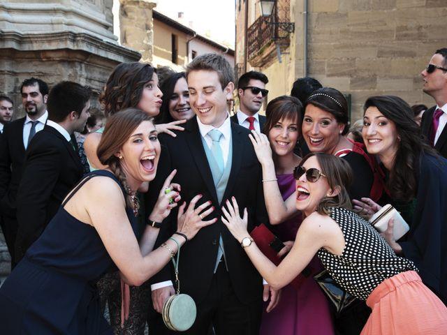 La boda de Jorge y Tamara en Santo Domingo De La Calzada, La Rioja 8