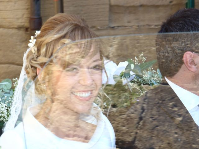 La boda de Jorge y Tamara en Santo Domingo De La Calzada, La Rioja 2