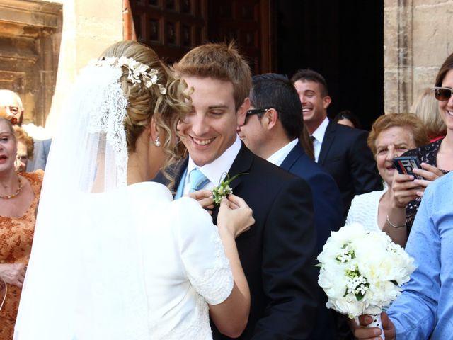 La boda de Jorge y Tamara en Santo Domingo De La Calzada, La Rioja 9