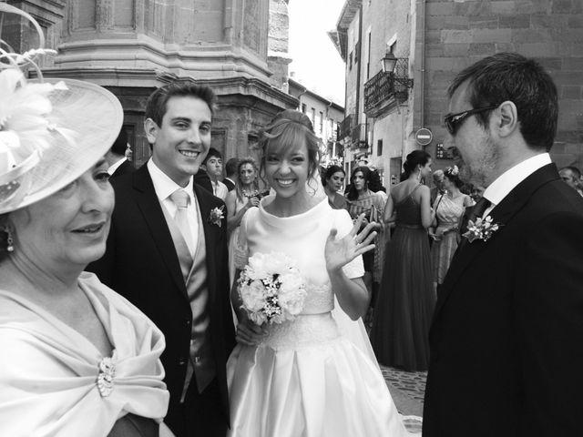 La boda de Jorge y Tamara en Santo Domingo De La Calzada, La Rioja 10