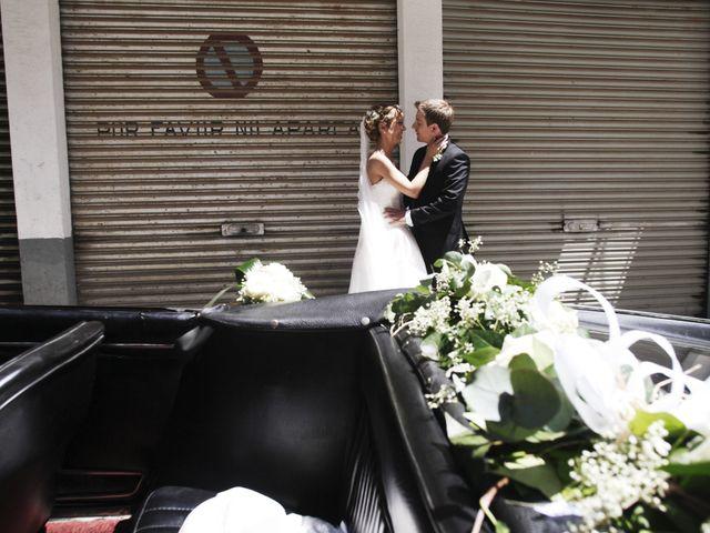 La boda de Tamara y Jorge