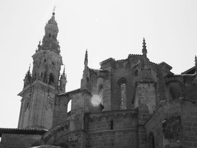 La boda de Jorge y Tamara en Santo Domingo De La Calzada, La Rioja 11