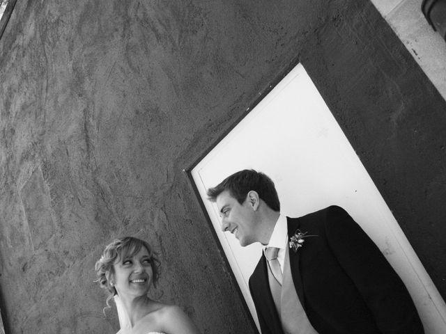 La boda de Jorge y Tamara en Santo Domingo De La Calzada, La Rioja 12
