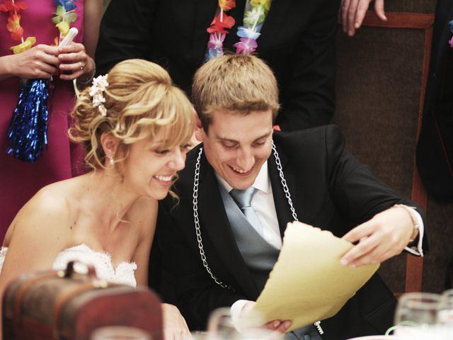 La boda de Jorge y Tamara en Santo Domingo De La Calzada, La Rioja 17