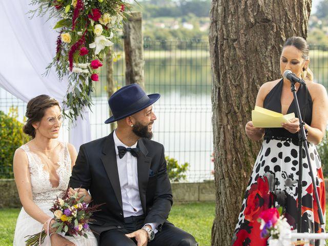 La boda de Iván y Alicia en Abegondo, A Coruña 20