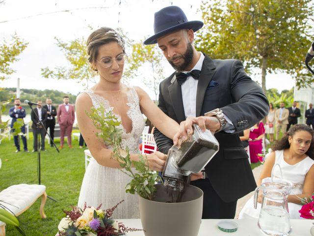 La boda de Iván y Alicia en Abegondo, A Coruña 27