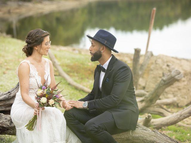La boda de Iván y Alicia en Abegondo, A Coruña 30