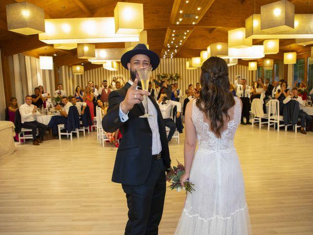 La boda de Iván y Alicia en Abegondo, A Coruña 41