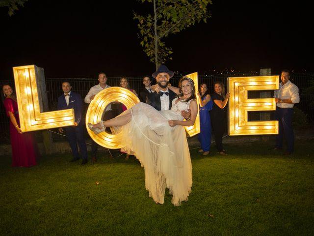 La boda de Iván y Alicia en Abegondo, A Coruña 49