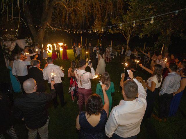 La boda de Iván y Alicia en Abegondo, A Coruña 51