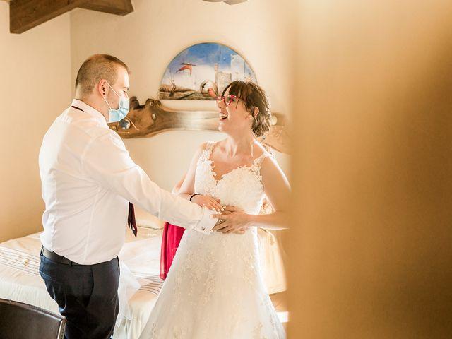 La boda de Sara y Marc en Malla, Barcelona 14