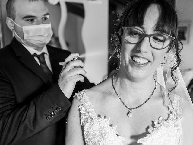 La boda de Sara y Marc en Malla, Barcelona 18