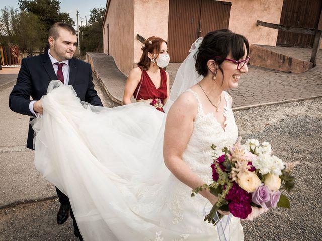 La boda de Sara y Marc en Malla, Barcelona 22