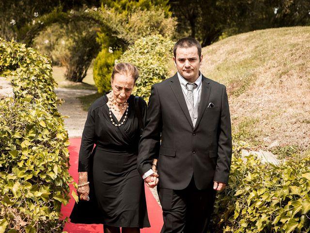 La boda de Sara y Marc en Malla, Barcelona 26