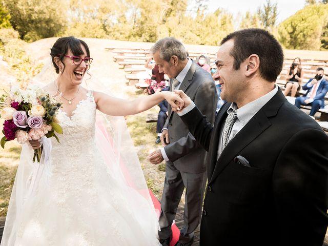 La boda de Sara y Marc en Malla, Barcelona 29