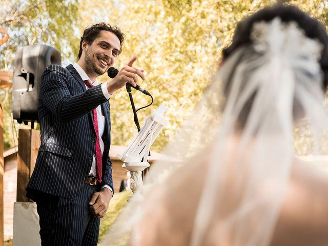 La boda de Sara y Marc en Malla, Barcelona 30