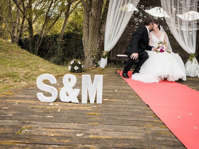 La boda de Sara y Marc en Malla, Barcelona 34