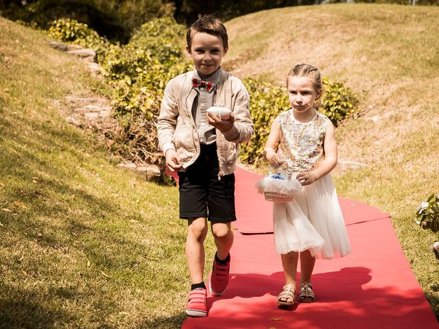 La boda de Sara y Marc en Malla, Barcelona 38