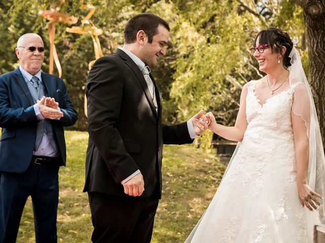 La boda de Sara y Marc en Malla, Barcelona 43