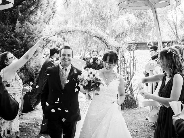 La boda de Sara y Marc en Malla, Barcelona 45