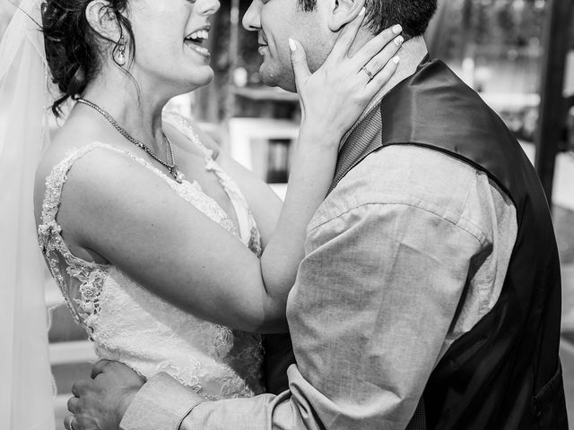 La boda de Sara y Marc en Malla, Barcelona 81