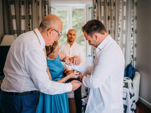 La boda de Brais y Cristina en Soutomaior, Pontevedra 4