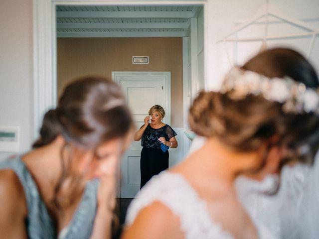 La boda de Brais y Cristina en Soutomaior, Pontevedra 29