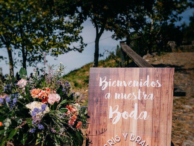 La boda de Brais y Cristina en Soutomaior, Pontevedra 40