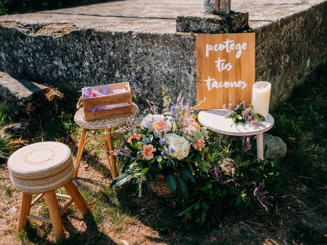 La boda de Brais y Cristina en Soutomaior, Pontevedra 41