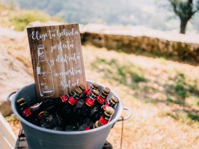 La boda de Brais y Cristina en Soutomaior, Pontevedra 43
