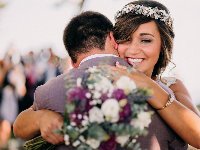 La boda de Brais y Cristina en Soutomaior, Pontevedra 55