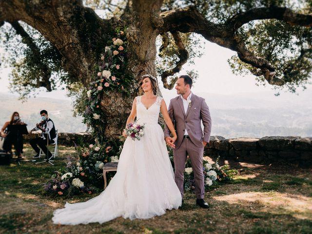 La boda de Brais y Cristina en Soutomaior, Pontevedra 57
