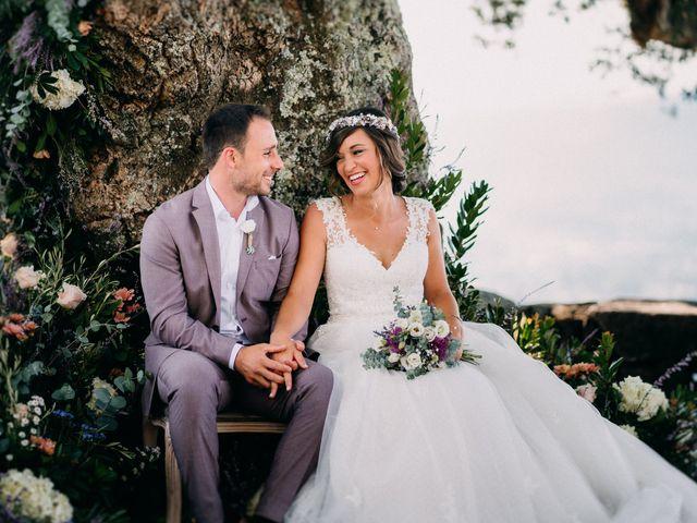 La boda de Brais y Cristina en Soutomaior, Pontevedra 58