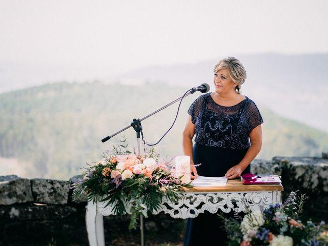 La boda de Brais y Cristina en Soutomaior, Pontevedra 59