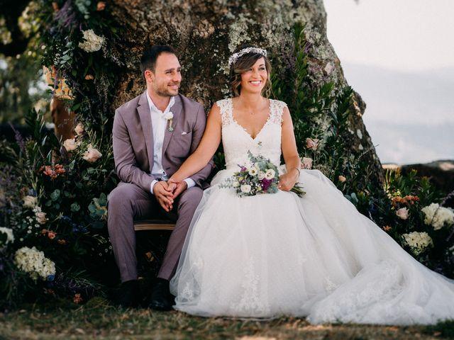La boda de Brais y Cristina en Soutomaior, Pontevedra 60