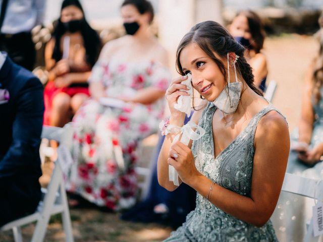 La boda de Brais y Cristina en Soutomaior, Pontevedra 61