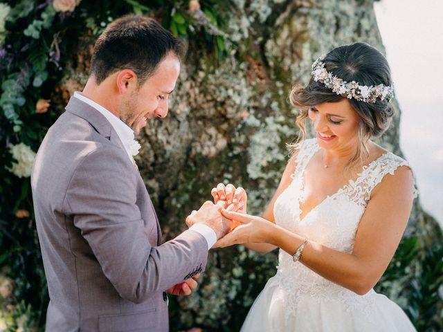 La boda de Brais y Cristina en Soutomaior, Pontevedra 69