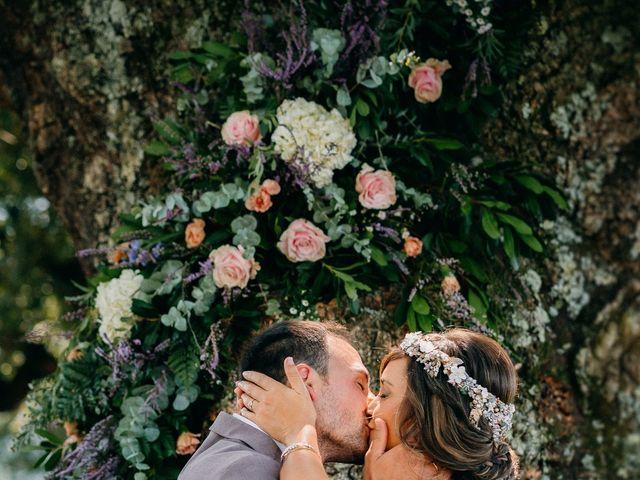 La boda de Brais y Cristina en Soutomaior, Pontevedra 70