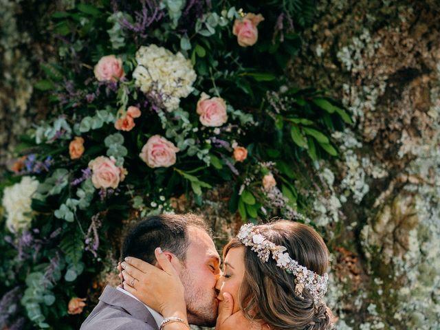 La boda de Brais y Cristina en Soutomaior, Pontevedra 71