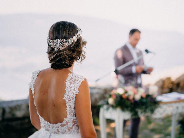 La boda de Brais y Cristina en Soutomaior, Pontevedra 72