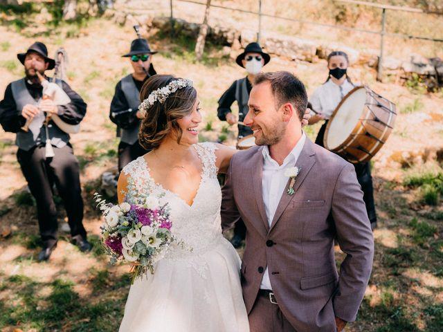 La boda de Brais y Cristina en Soutomaior, Pontevedra 78