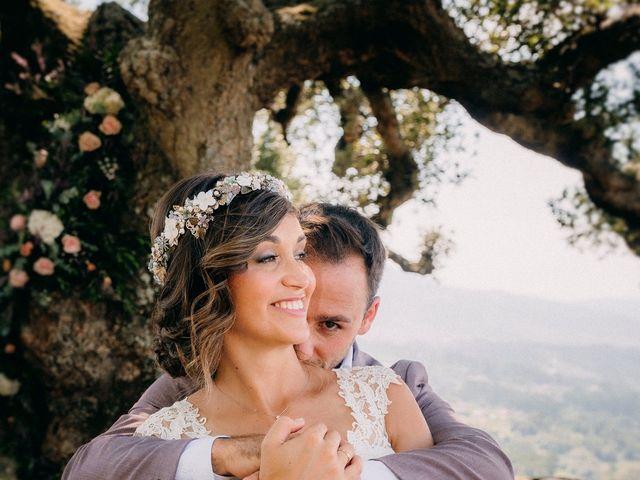 La boda de Brais y Cristina en Soutomaior, Pontevedra 80
