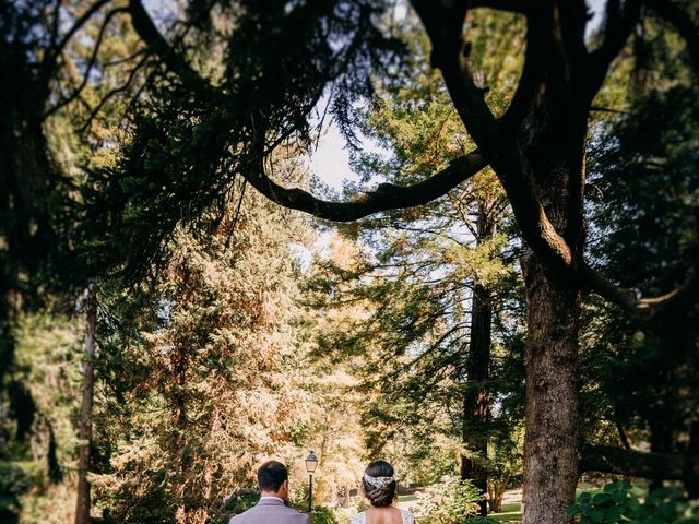 La boda de Brais y Cristina en Soutomaior, Pontevedra 82