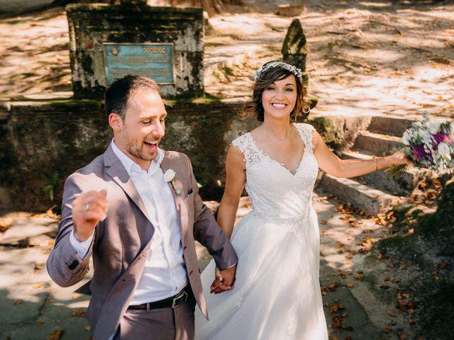 La boda de Brais y Cristina en Soutomaior, Pontevedra 86