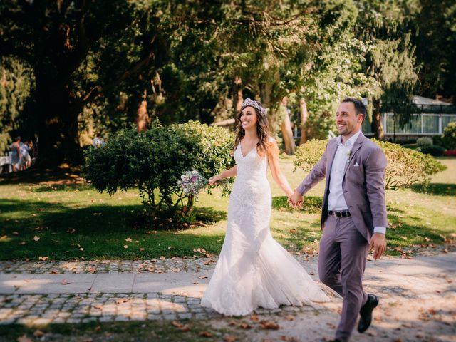La boda de Brais y Cristina en Soutomaior, Pontevedra 91