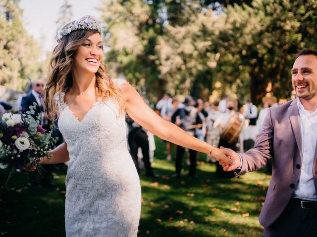 La boda de Cristina y Brais