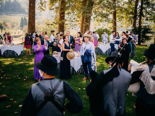 La boda de Brais y Cristina en Soutomaior, Pontevedra 98
